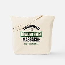 Bowling Green Massacre Tote Bag
