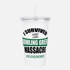 Bowling Green Massacre Acrylic Double-wall Tumbler