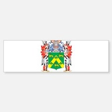 Robinson Coat of Arms - Family Cres Bumper Bumper Bumper Sticker