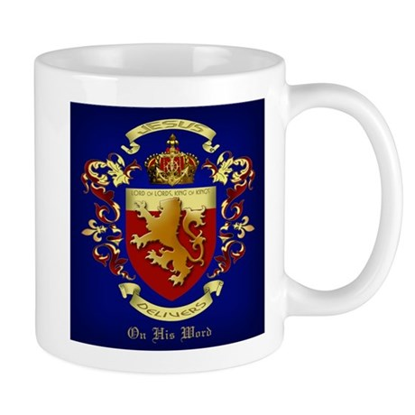Jesus Delivers Mug