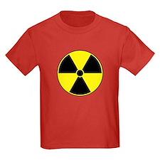 Radiation Symbol (yellow) T