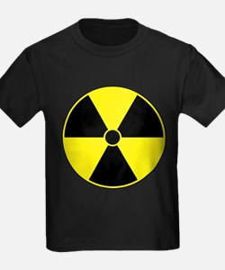 Radiation Symbol (yellow) T
