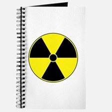 Radiation Symbol (yellow) Journal