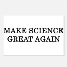 Make Science Great Again Postcards (Package of 8)