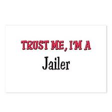 Trust Me I'm a Jailer Postcards (Package of 8)