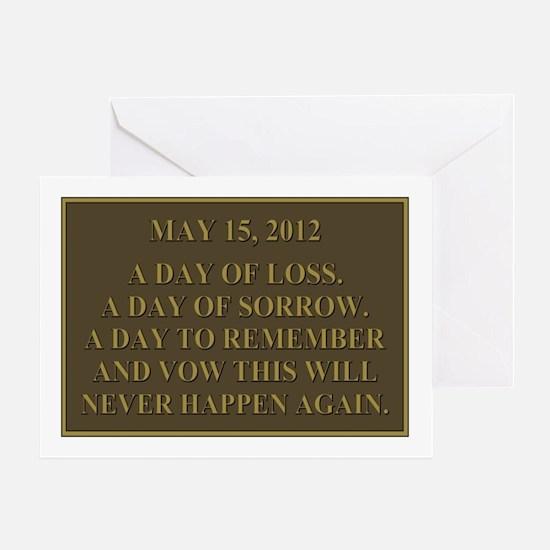 MAY 15, 2012 Greeting Cards