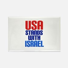 USA Stands with Israel Magnets