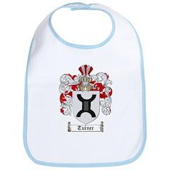 Turner Coat of Arms Bib