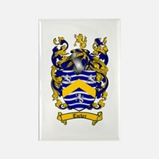 Tucker Coat of Arms Rectangle Magnet (10 pack)