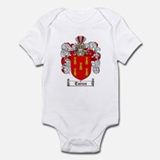 Torres Coat of Arms Infant Bodysuit
