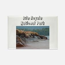 Isle Royale National Park Rectangle Magnet Magnets