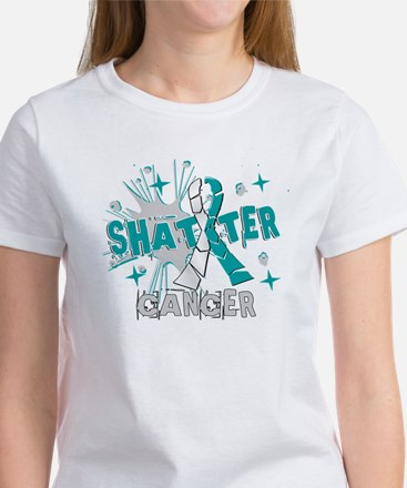 Shatter Cervical Cancer T-Shirt