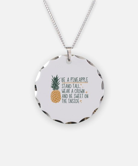 Be A Pineapple Necklace