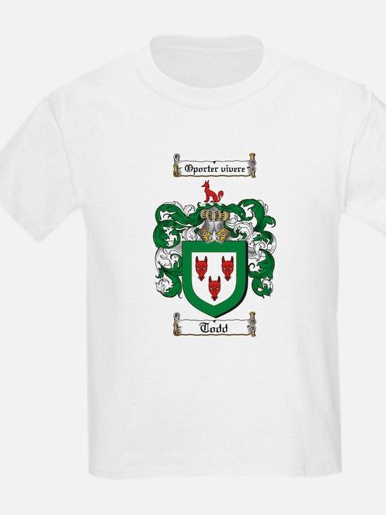 Todd Coat of Arms T-Shirt