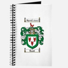 Todd Coat of Arms Journal