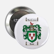 "Todd Coat of Arms 2.25"" Button (100 pack)"