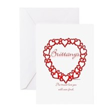Brittany True Greeting Cards (Pk of 10)