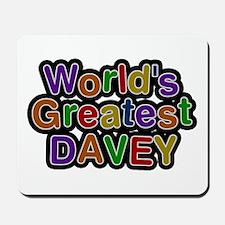 World's Greatest Davey Mousepad