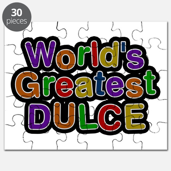World's Greatest Dulce Puzzle