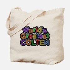 Worlds Greatest Colten Tote Bag