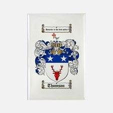 Thomson Coat of Arms Rectangle Magnet (10 pack)
