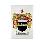 Thompson Coat of Arms Rectangle Magnet (10 pack)