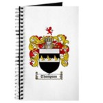 Thompson Coat of Arms Journal