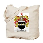 Thompson Coat of Arms Tote Bag