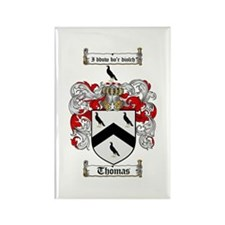 Thomas Coat of Arms Rectangle Magnet (10 pack)