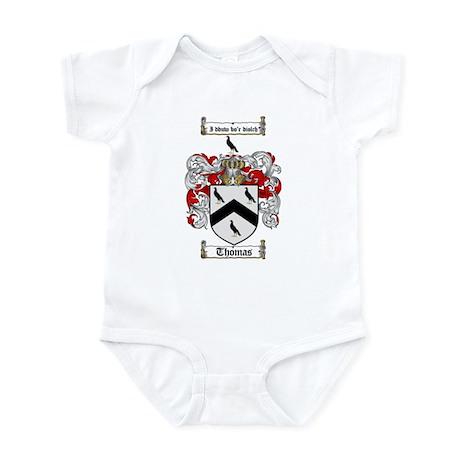 Thomas Coat of Arms Infant Bodysuit