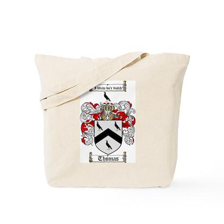 Thomas Coat of Arms Tote Bag