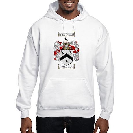 Thomas Coat of Arms Hooded Sweatshirt