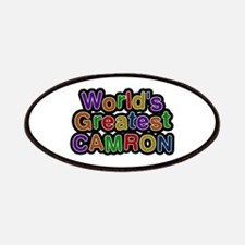 World's Greatest Camron Patch