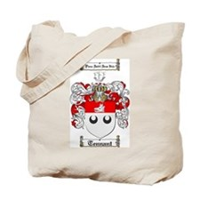 Tennant Coat of Arms Tote Bag
