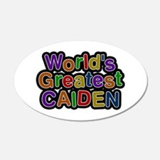 World's Greatest Caiden Wall Decal