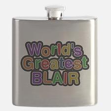 Worlds Greatest Blair Flask