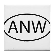 ANW Tile Coaster