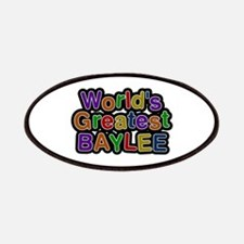 World's Greatest Baylee Patch
