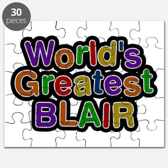 World's Greatest Blair Puzzle
