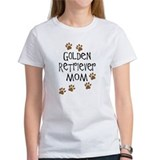 Golden retriever Women's T-Shirt