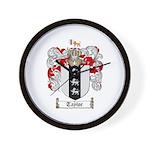Taylor Coat of Arms Wall Clock