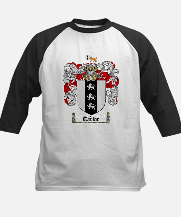 Taylor Coat of Arms Tee
