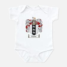 Taylor Coat of Arms Infant Bodysuit