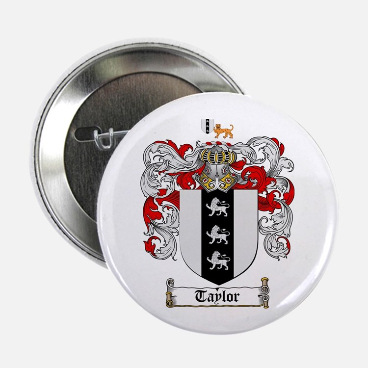 """Taylor Coat of Arms 2.25"""" Button (100 pack)"""