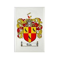 Tate Coat of Arms Rectangle Magnet (10 pack)