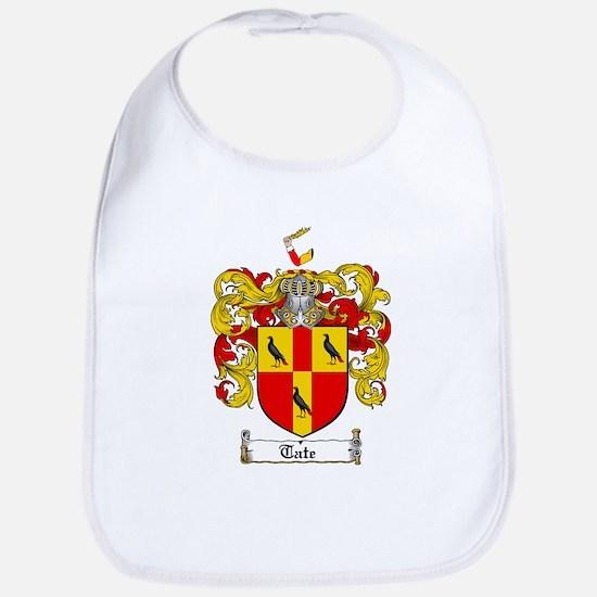 Tate Coat of Arms Bib