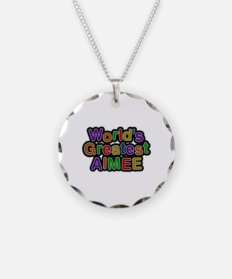 World's Greatest Aimee Necklace