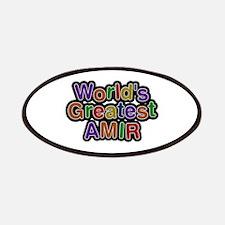 World's Greatest Amir Patch