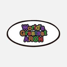 World's Greatest Aron Patch