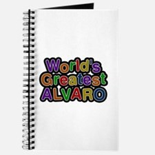 World's Greatest Alvaro Journal